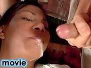 Cute Asian trannies getting their dicks sucked